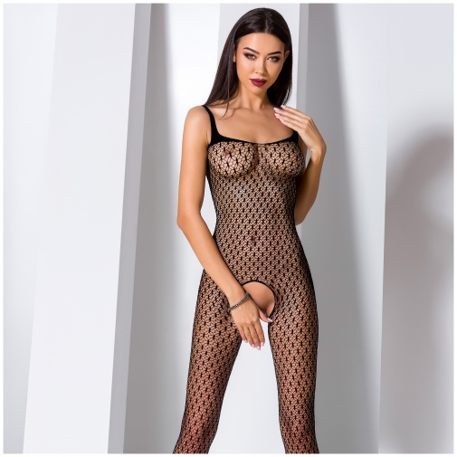 Bodystocking BS071 - fekete